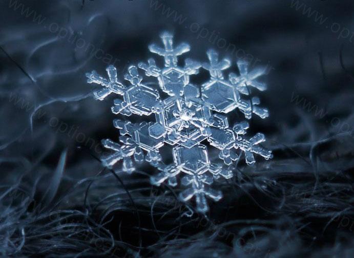 گرم کردن خودرو در زمستان - آپشن کار