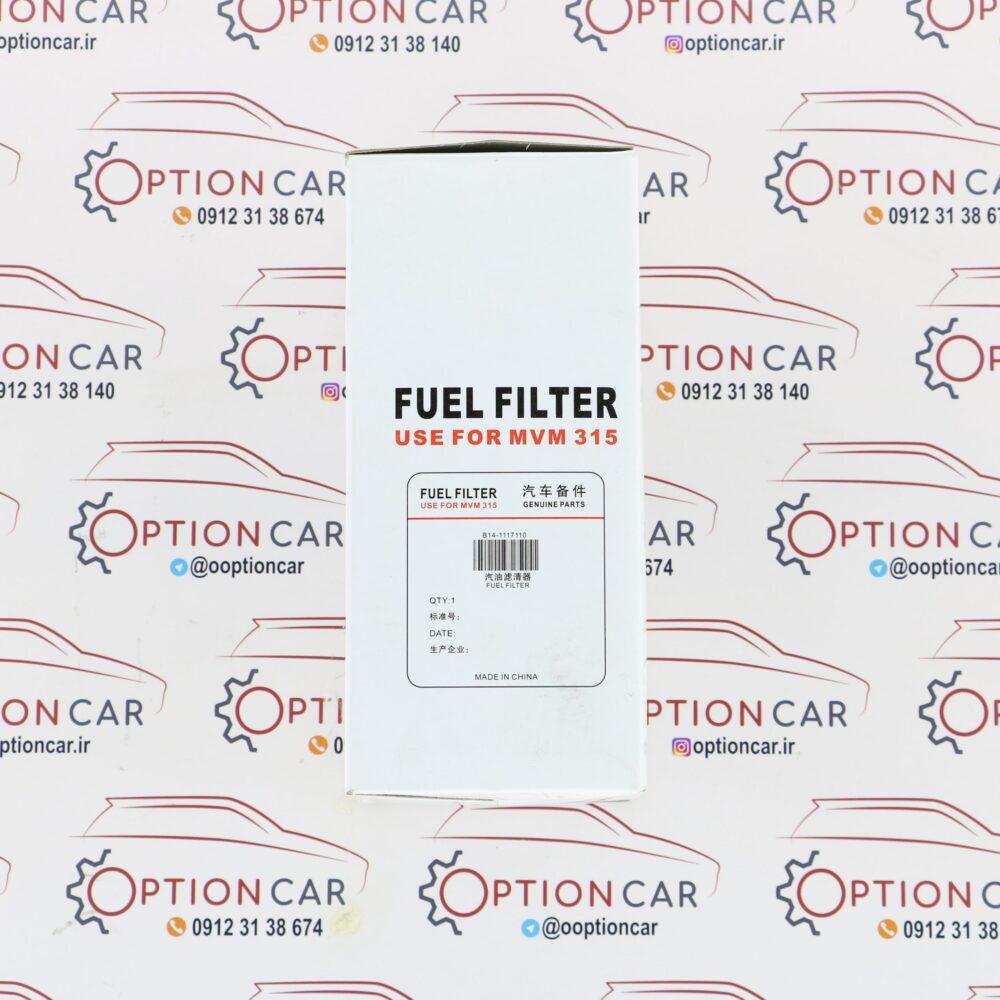 فیلتر بنزین جک اس 5