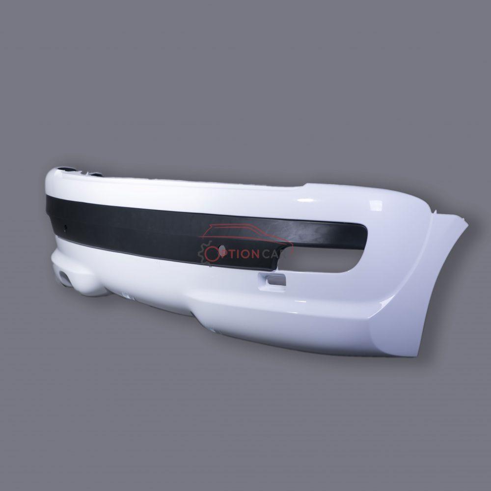 سپر عقب سفید پژو 207