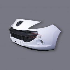 سپر جلو سفید پژو 207