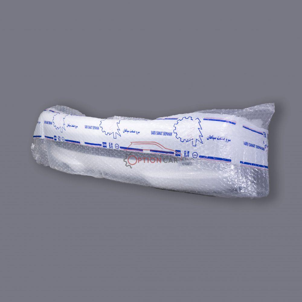 سپر جلو سفید پژو 206