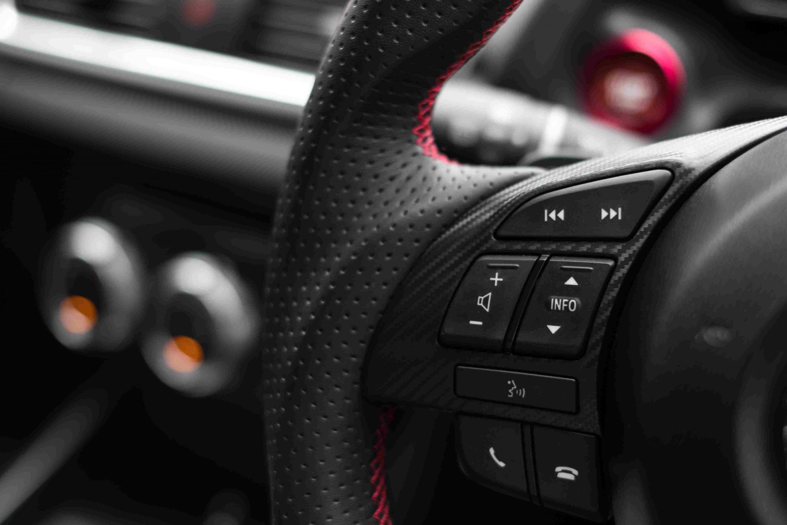 کلید کنترل صدا