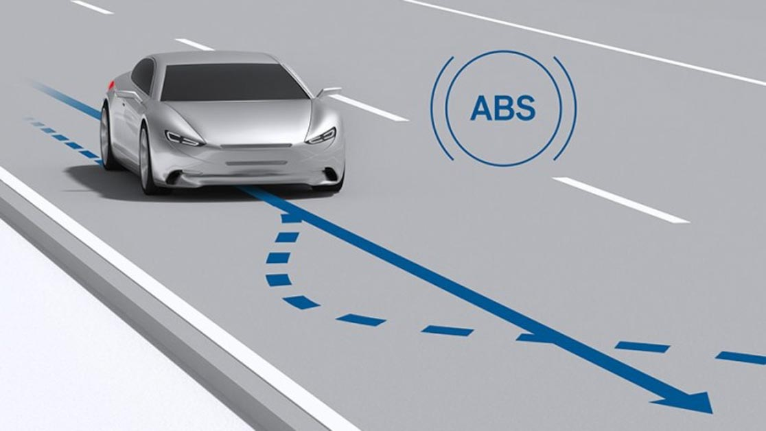 سنسور ABS